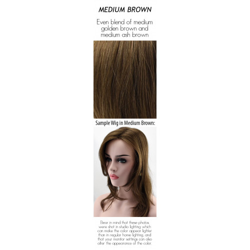 Shades: Medium Brown