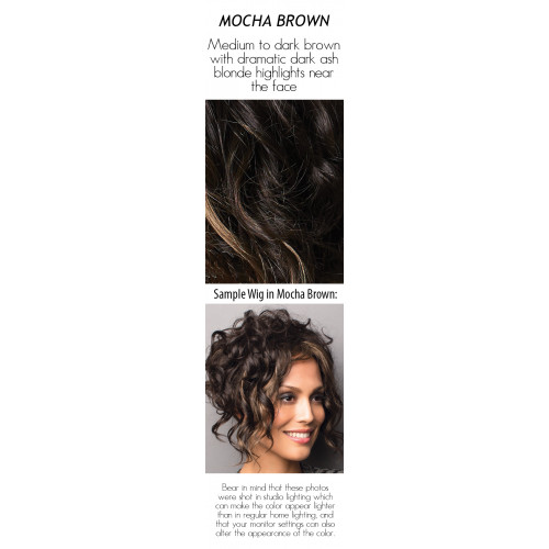 Shades: Mocha Brown