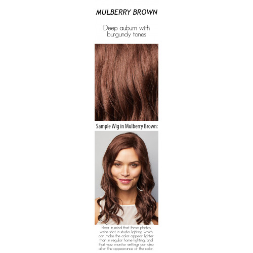 Shades: Mulberry Brown