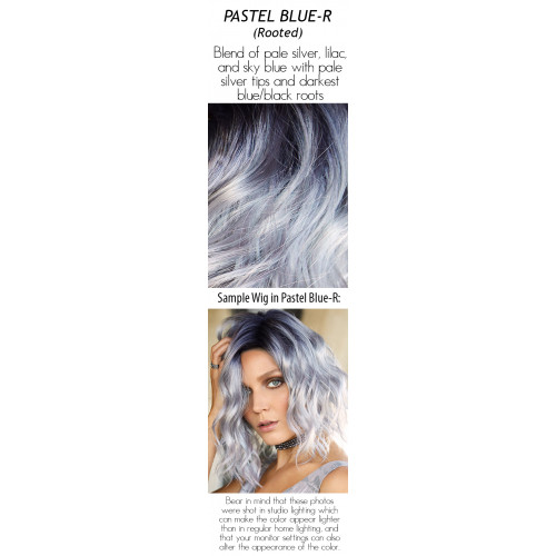 Shades: Pastel Blue-R (Rooted)