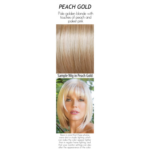 Shades: Peach Gold