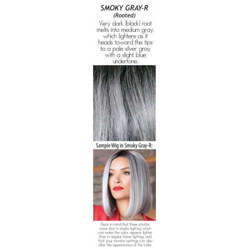 Shades: Smoky Gray-R (Rooted)
