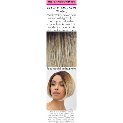 Color: Blonde Ambition (Rooted)