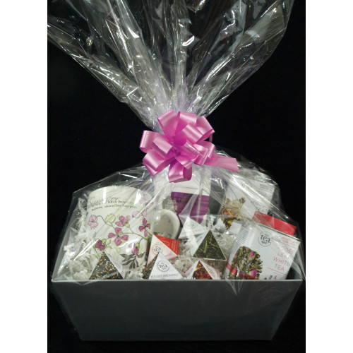 Tea Gift Basket, Medium