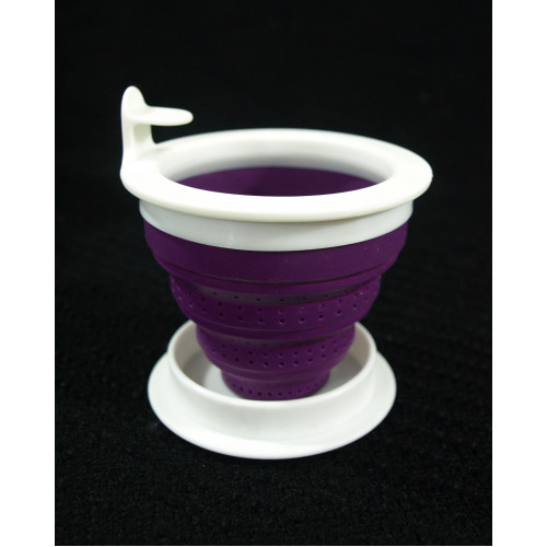 Choose Your Steeper: Tuffy Steeper (Violet)