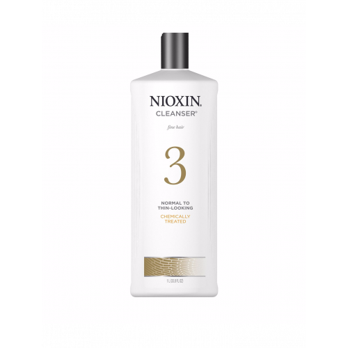 System 3 Cleanser by Nioxin