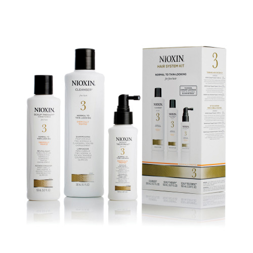 System 3 Kit by Nioxin