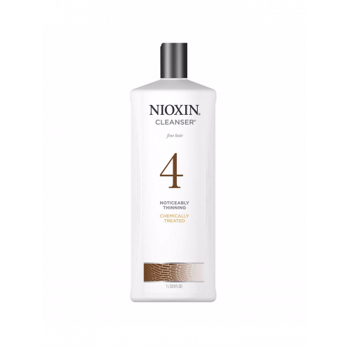 System 4 Cleanser by Nioxin