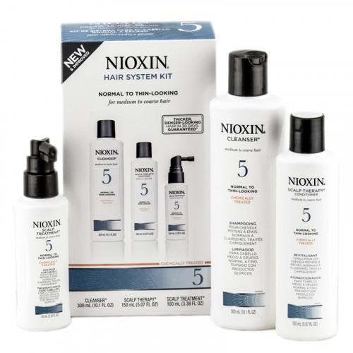 System 5 Kit by Nioxin