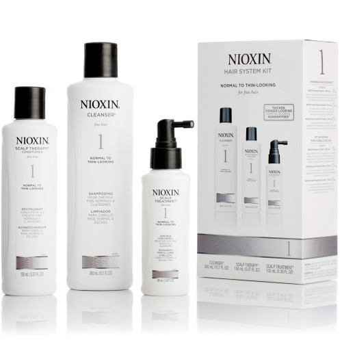 System 1 Kit by Nioxin