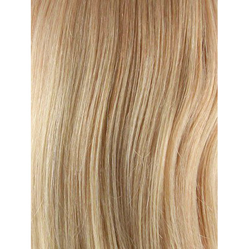 Remy Human Hair Color: Golden Blonde