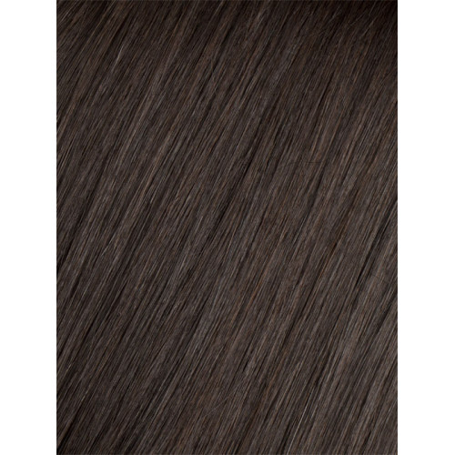 Remy Human Hair Color: 1B