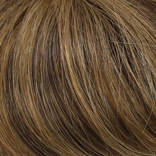 Remy Human Hair Color: Camel Brown
