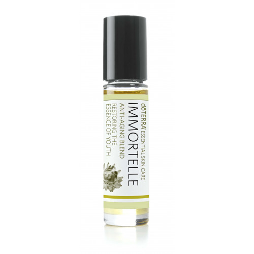 Immortelle Anti-Aging Blend Essential Oil by dōTERRA, 10ml Roll On