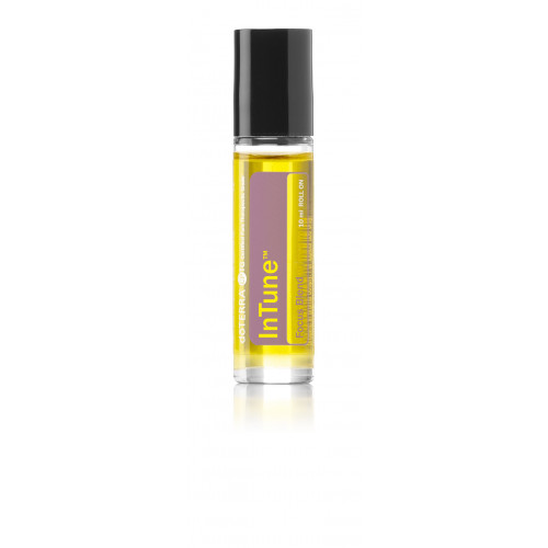InTune Focus Blend Essential Oil by dōTERRA, 10ml Roll On