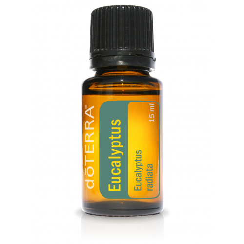Eucalyptus Essential Oil by dōTERRA, 15ml