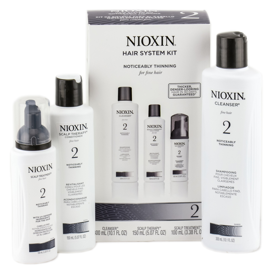 System 2 Kit By Nioxin
